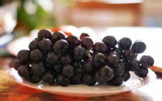 Как хранить виноград в домашних условиях на зиму