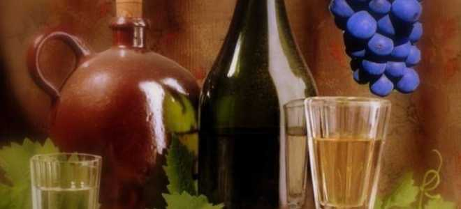 Чача из винограда в домашних условиях: рецепт самогона из жмыха